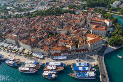 Trogir old town Royalty Free Stock Image