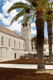 Trogir - old UNESCO twon, Croatia. Royalty Free Stock Photo