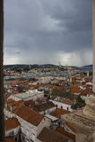 Trogir roofs Royalty Free Stock Photography