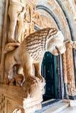 Trogir, Split, Dalmatia region of Croatia royalty free stock image