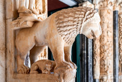 Trogir, Split, Dalmatia region of Croatia royalty free stock images