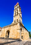 Trogir, Split, Dalmatia region of Croatia stock images
