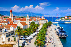 Trogir, Split, Dalmatia region of Croatia Stock Photos