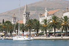 Trogir Stadt Lizenzfreies Stockbild