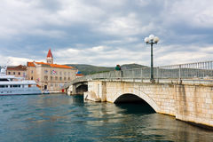 Trogir, town in Croatia Royalty Free Stock Photography