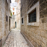 Trogir, town in Croatia Stock Images
