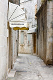 Trogir, town in Croatia Stock Photo