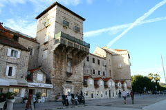 Trogir town Royalty Free Stock Images