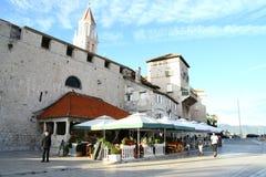 Trogir town Stock Photo