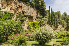 Troglodyte пещеры Стоковая Фотография