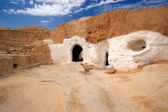 Troglodyte dwellings,Tunisia2 Stock Photography