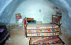 Troglodyte house, Matmata, Tunisia Stock Photos