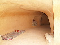 troglodytes резиденций Стоковая Фотография RF