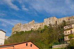 Troina - Enna - Sicily royalty free stock photos