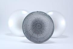 Trois ampoules, abstraites Photo libre de droits