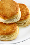 Trois biscuits Photo libre de droits