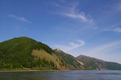 Trois côtes au-dessus de l'eau Images libres de droits