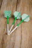 Trois dards de flèches Images stock