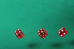 Trois faire-valoir Image stock