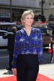 Trois faire-valoir, Jane Lynch Image stock