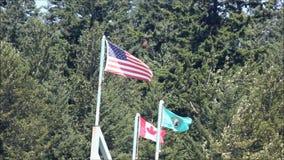 Trois flags1 clips vidéos