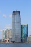 Trois gratte-ciel Photographie stock libre de droits