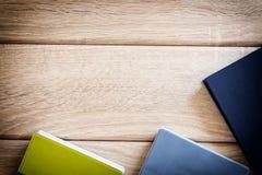 Trois livres Photo libre de droits