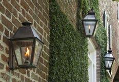 Trois lumières Image stock