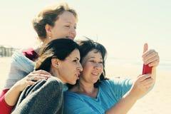 Trois meilleures amies Photographie stock libre de droits