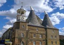 Trois moulins, Eastend Londres Image libre de droits