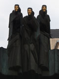 Trois Muses Photographie stock libre de droits