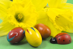 Eastertime Photo libre de droits
