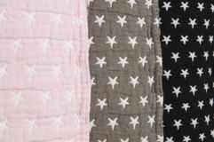 Trois oreillers Photographie stock libre de droits