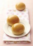 Trois pains Photographie stock
