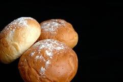 Trois pains Image libre de droits