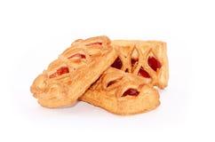 Trois petits pains doux Images libres de droits
