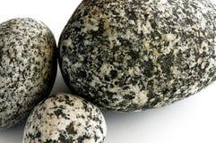 Trois roches Photos libres de droits