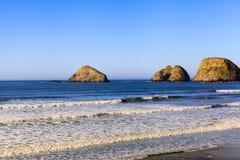 Trois roches de voûte Photographie stock libre de droits