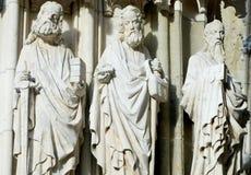 Trois saints Photographie stock libre de droits