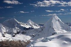 Trois sommets Image libre de droits