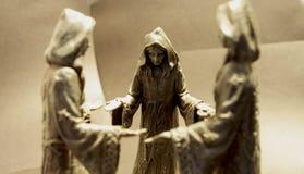 Trois sorcières image libre de droits