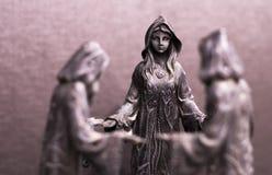 Trois sorcières Image stock
