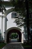 Troitse-Danilov kloster, Pereslavl-Zalessky arkivbilder