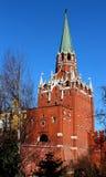 Troitskaya-Turm Stockfotografie