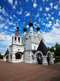 Troitskiy monastery at Murom in summer. Russia Royalty Free Stock Images