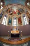 Troitsky es la catedral - 2 Imagenes de archivo