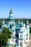 Troitskyi monaster w Chernihiv obrazy royalty free