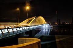 Troja Bridge in Prague Stock Photos