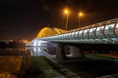Troja Bridge in Prague Royalty Free Stock Image