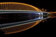 Troja Bridge in Prague Royalty Free Stock Photography